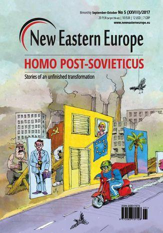 Okładka książki New Eastern Europe 5/ 2017