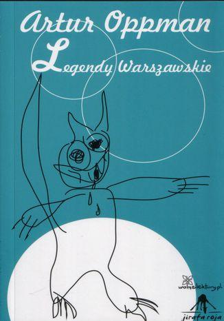 Okładka książki Legendy warszawskie