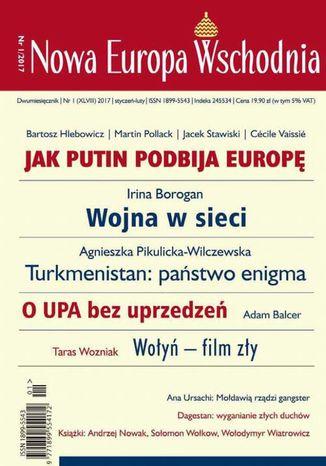 Okładka książki Nowa Europa Wschodnia 1/2017