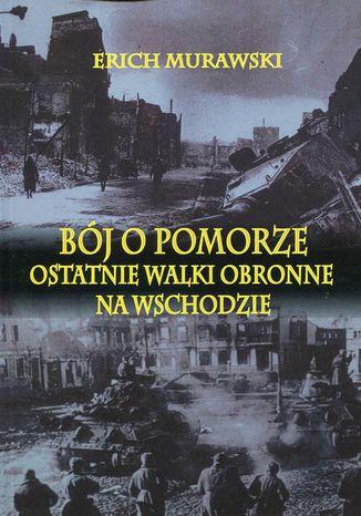 Okładka książki/ebooka Bój o Pomorze