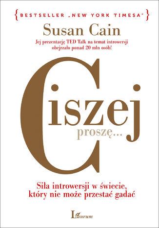 Okładka książki/ebooka Ciszej, proszę
