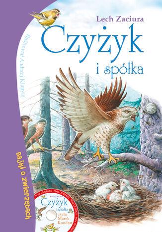 Okładka książki/ebooka Czyżyk i spółka