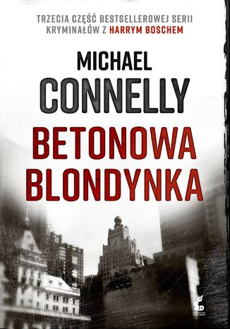 Okładka książki Betonowa blondynka