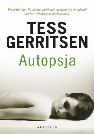 Okładka książki Autopsja