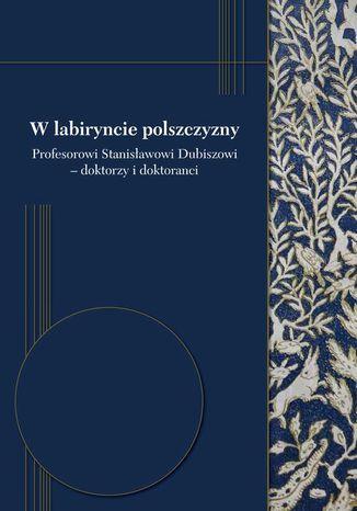 Okładka książki/ebooka W labiryncie polszczyzny