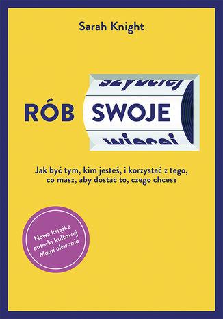 Okładka książki/ebooka Rób swoje
