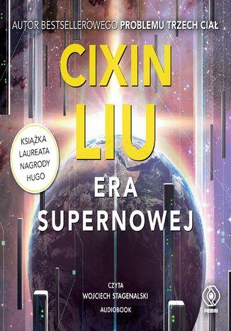 Okładka książki Era supernowej