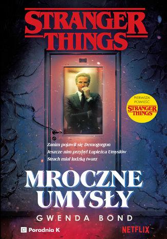 Okładka książki/ebooka Stranger Things. Mroczne umysły
