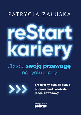 Okładka książki/ebooka reStart kariery. Zbuduj swoją przewagę na rynku pracy