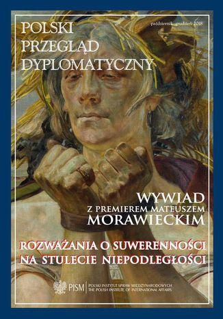 Okładka książki Polski Przegląd Dyplomatyczny 4/2018