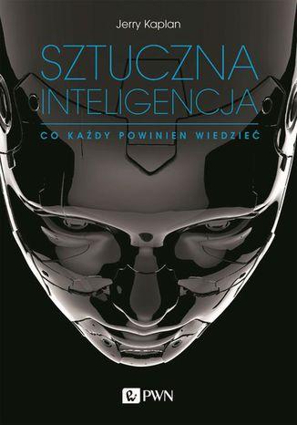Okładka książki Sztuczna inteligencja