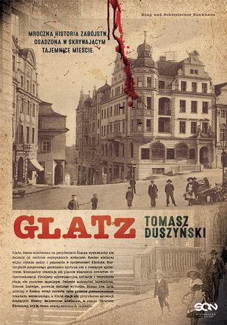 Okładka książki Glatz. Tomasz Duszyński