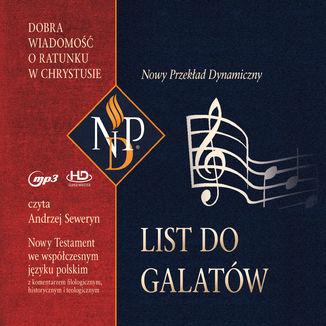 Okładka książki/ebooka List do Galatów (NPD)