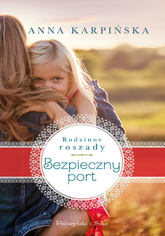 Okładka książki Bezpieczny port