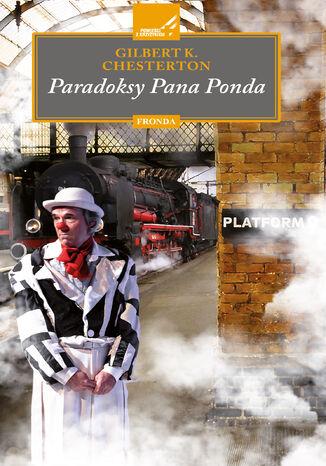 Okładka książki/ebooka Paradoksy Pana Ponda