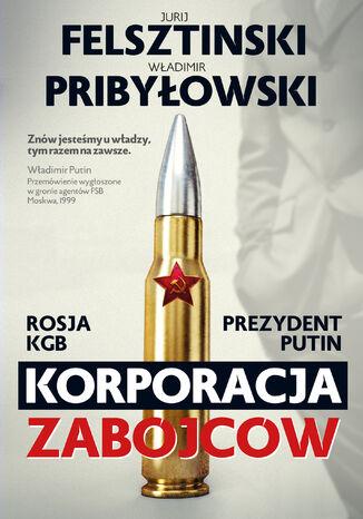Okładka książki Korporacja Zabójców