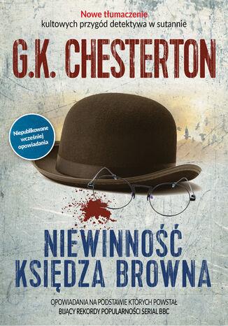 Okładka książki/ebooka Niewinność Księdza Browna