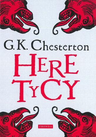 Okładka książki/ebooka Heretycy