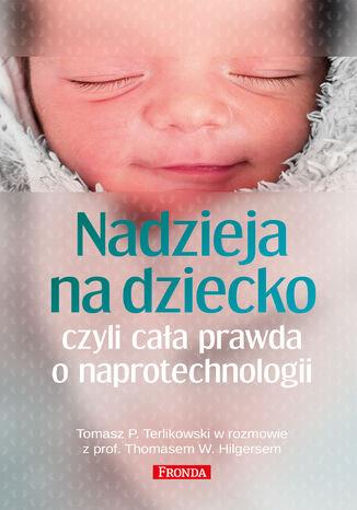Okładka książki Nadzieja na dziecko