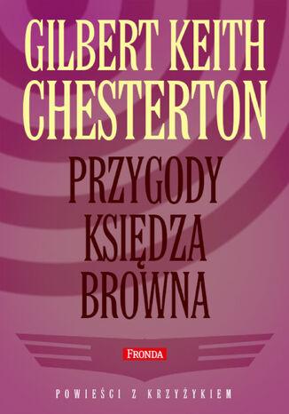 Okładka książki/ebooka Przygody księdza Browna