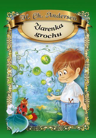 Okładka książki/ebooka Ziarenka grochu