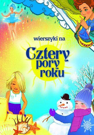 Okładka książki/ebooka Wierszyki na cztery pory roku