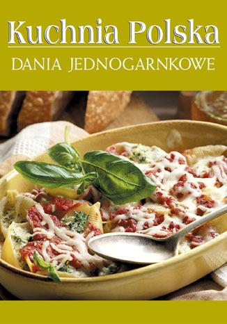 Okładka książki/ebooka Dania jednogarnkowe