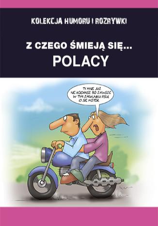 Okładka książki/ebooka Z czego śmieją się... Polacy