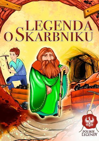 Okładka książki/ebooka Legenda o Skarbniku
