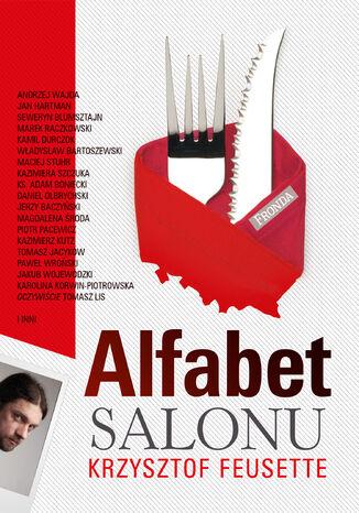 Okładka książki/ebooka Alfabet Salonu