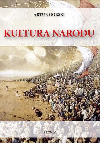Okładka książki/ebooka Kultura narodu