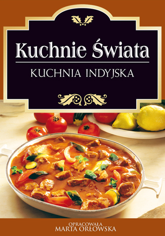 Okładka książki/ebooka Kuchnia indyjska