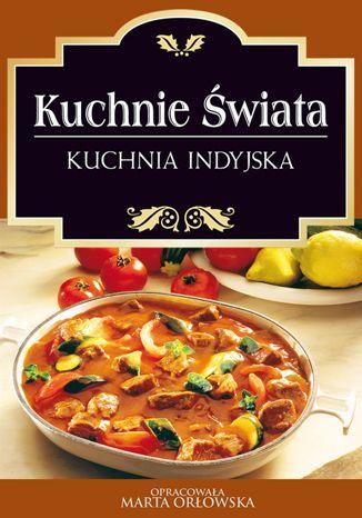 Okładka książki Kuchnia indyjska