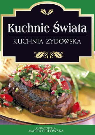 Okładka książki/ebooka Kuchnia żydowska