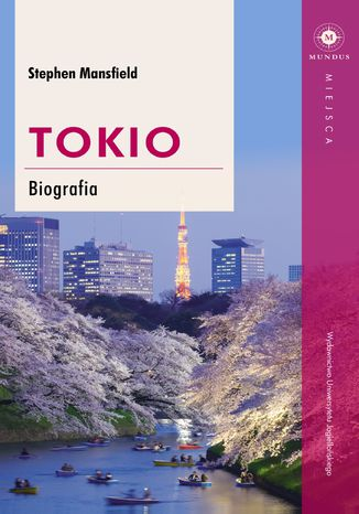 Okładka książki Tokio. Biografia