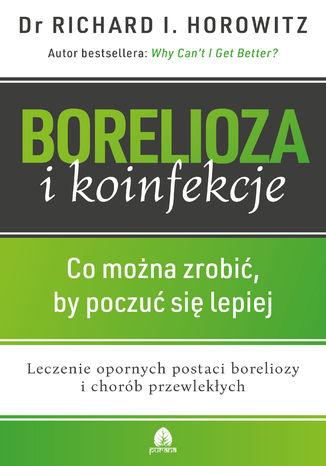Okładka książki/ebooka Borelioza i koinfekcje