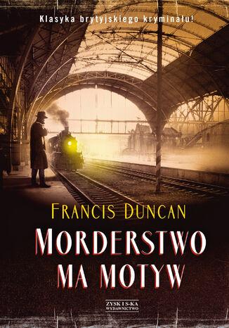 Okładka książki Morderstwo ma motyw