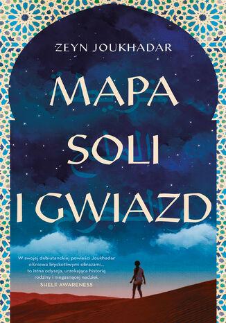 Okładka książki Mapa soli i gwiazd