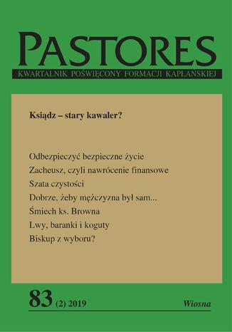 Okładka książki/ebooka Pastores 83 (2) 2019