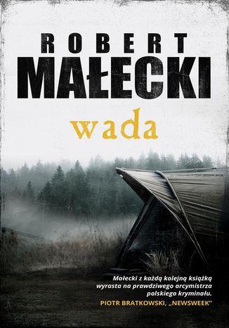 Okładka książki Wada