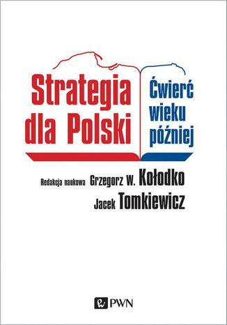 Okładka książki/ebooka Strategia dla Polski