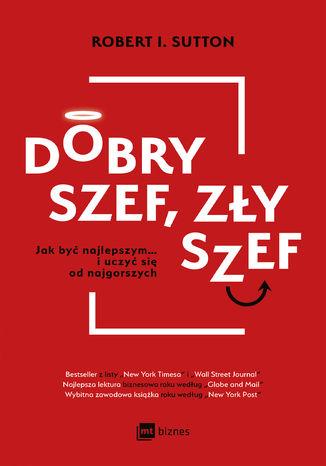 Okładka książki/ebooka Dobry szef, zły szef