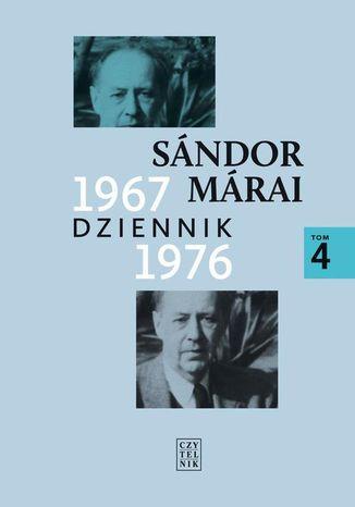 Okładka książki Dziennik 1967-1976