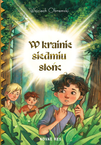 Okładka książki W krainie siedmiu słońc