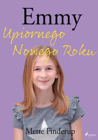 Okładka książki Emmy 5 - Upiornego Nowego Roku