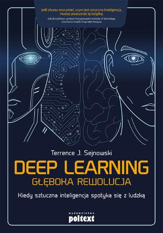 Okładka książki Deep learning. Głęboka rewolucja