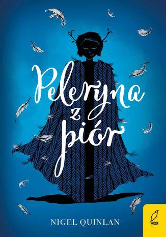 Okładka książki Peleryna z piór