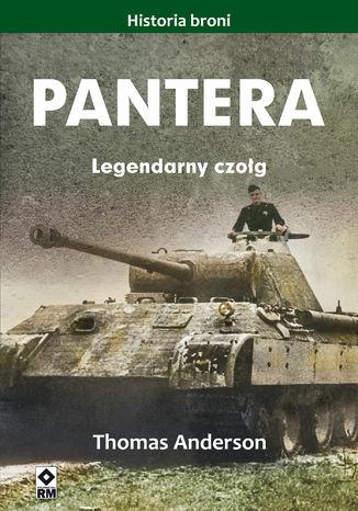 Okładka książki Pantera. Legendarny czołg