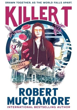 Okładka książki/ebooka Killer T