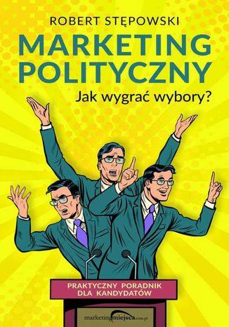 Okładka książki/ebooka Marketing polityczny